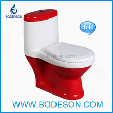 Chilren Toilet With Colour , boothroom products for child , mini toilets for kids
