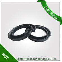 Molded rubber part NBR+Graphite Rubber Gasket Seal Piston Seal Vring