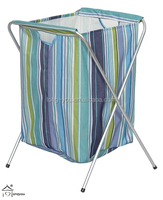 stainless steel heavy duty laundry baskets with wheels