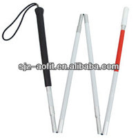 AFT-C1001new products white canes for the blind,blind walking stick made in China