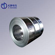 Galvanized steel metal slit coils