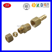 ISO 9001 passing 26mm to 30mm oil filter adapter,brass pipe,brass fitting pipe
