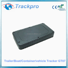 GSM GPRS/SMS GPS Tracker, UDP/TCP TWO way communication, realtime tracking for container, cargo, vehicles
