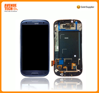 Factory supply for Samsung Galaxy S3 lll i9300 i9305 i535 i747 T999 LCD Digitizer Screen