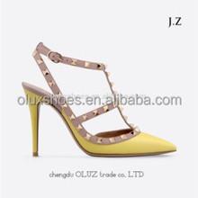 OS10 fashion summer sandals ladies shoes 2014 high heel