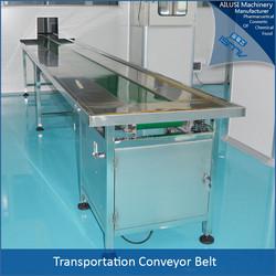 PVC belt material slat conveyor chain