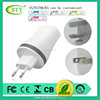 Beston/BTY 100v-240v AC 5V 2.1A dual usb charger for smart phone with CE RoHS UL approvals