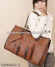 new arrival large handbags cheap with purse