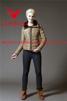 Unique latest design top quality womens long winter coats