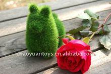 Funny lovely mini green alpaca toy AN0101011