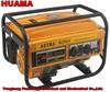 HUAMA Astra portable gasoline generators Honda engine GX200 6.5Hp good quality AST3700 AST3800 AST17500