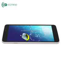 4g lte smartphone 6.5 Inch HD Oncell Screen 1GB 8GB Android 5.1