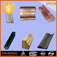 Custom make in China natural cultured marble molds