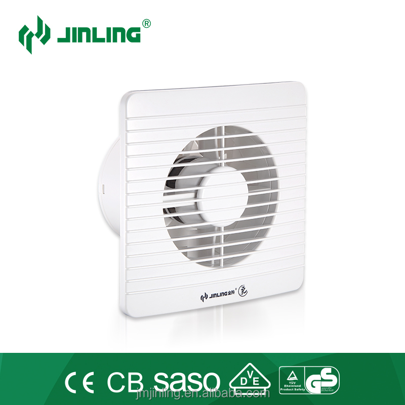 Small bathroom exhaust fan