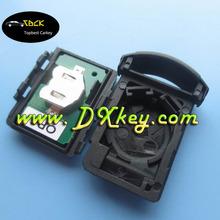 Good price 2 button 433Mhz car key part for opel Corsa key opel remote key