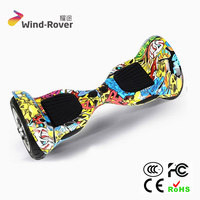 10 inch China handsfree-transporter 2 wheel mini electric chariot scooter board
