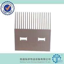 Finger Transfer Plates 400 Plastic Modular Conveyor Belt