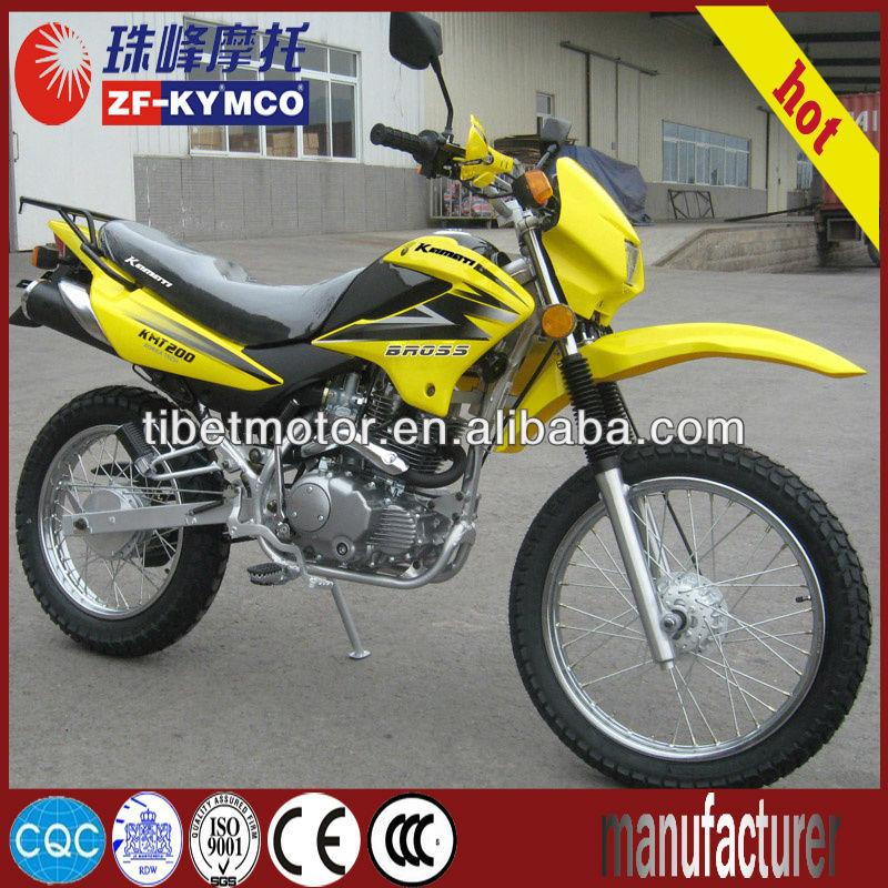 Personalizado barato 200cc motocicleta para venda ( ZF200GY )