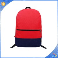 New style fashion cheap nylon travel backpack back to school book bags