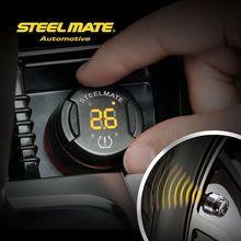 Hot sell steelmate TP-70 B wireless DIY tpms car tire inflator,tpms valve, tire pressure sensors