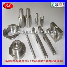 cnc machining parts auto car part ISO9001 passed