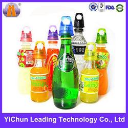 PVC/PET/Art paper/shrink juice glass bottle paper labels
