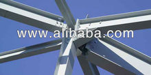 Steel Structuring for Buildings