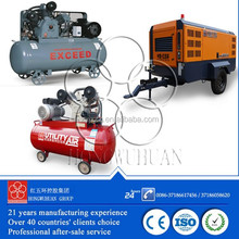 screw air compressor for drilling rig machine