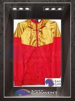 Custom Design Hot sales outdoor waterproof zip Plain women rain jacket