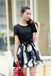 Made In China OEM Girl Daily Wear Dress