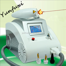 New laser for tattoo removal mole removal, 2000mj strong energy tattoo removal laser equipment multifunction languages support