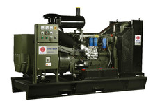 water-cooled 500kW Generator set (open type)