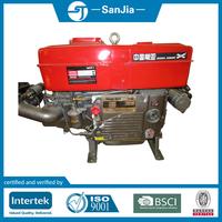 Small Diesel Generators 4 Stroke 1 Cylinder Diesel Engine