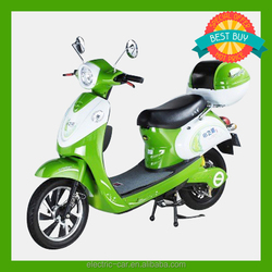 Chinese cheap mini electric power motorcycle with pedals, 2 wheel electric scooter, send spare parts