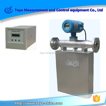 High quality Coriolis liquid mass flow meter supplier in china