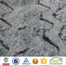 2015 Hot Sale 100% Polyester Plush Fabric For Home Textile