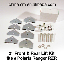 "2"" Front & Rear ATV Lift Kit fits a Polaris Ranger RZR Side by Side SUT"