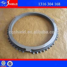 Sincronizador cono anillo 1316304168 automático de piezas de la transmisión para 16s-221,16s-181