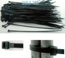 117TH canton fair booth no.11.3D34 CE ROHS SGS PA66 self-locking nylon cable tie