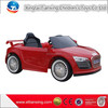 2014 childrens' toy hot sale children plastic ride-on car.RC toy car