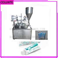 Full automatic whitening moisturizing cream filling machine