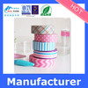 custom make colorful printing washi tape for packing ,painting ,photos,decoration