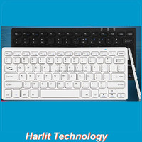 Cheap 2.4G Wireless Keyboard And Mouse , 2.4 G Keyboard Mouse Pack With USB Adapter