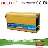 Use in Car invertor 12V / 24 v DC to 110V /220V AC 1200 watt car invertor for home
