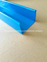 50mm Window Blinds Accessory Low-Profile Headrail TC-C-T523