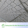 Soft stainless steel wire fencing mesh