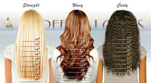 super quality brazilian human hair / Clip-in hair extension