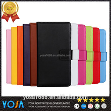 2015 YOSA New arrival mobile phone cover for apple ,for samsung,for sony wallet flip cell phone cover luxury leather phone case
