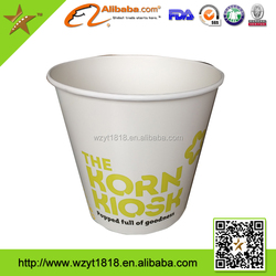 170oz paper buckets for food packaging