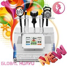 Promotional Vacuum and Multi-Polar RF Cavitation Machine